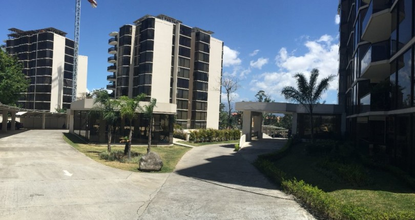 R 2028  Brand new spacious apartments in Bello Horizonte de Escazu with large social area and fabulous views  for rent T300