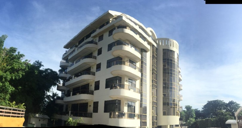 C 2412 Centraly located at Riverside Condominium Furnished 2 bedrooms aparment with A/C 402