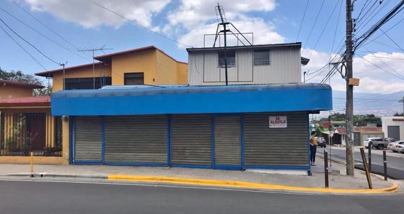 CC 3093 Commercial premises in the center of Escazu for rent