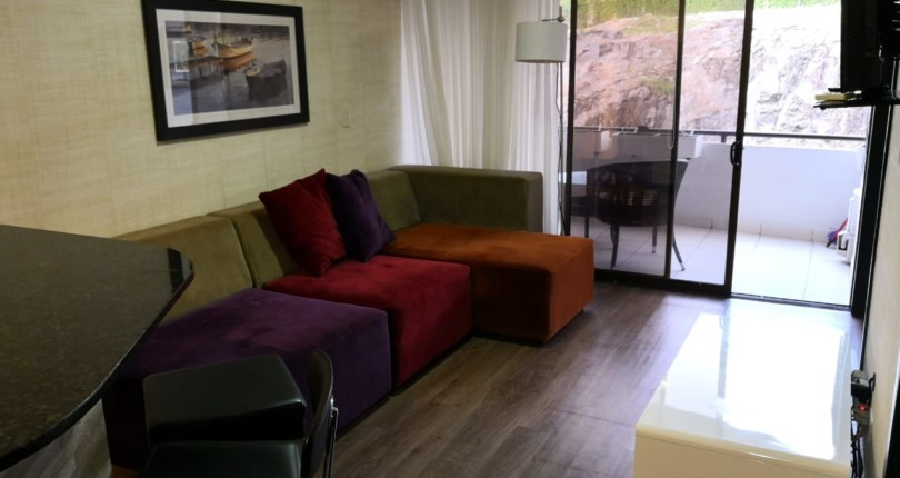 F 2235  Furnished apartment with 1 bedroom, just steps from the common areas in Avalon Country ALL utilities included