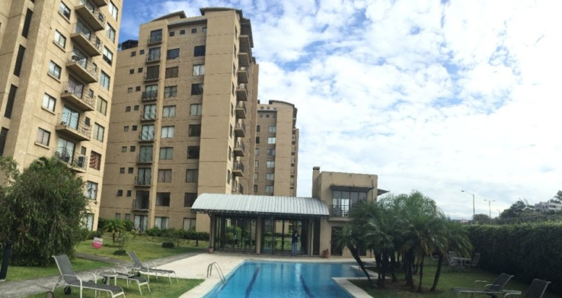 F  3067 Furnished 2 bedroom apartment next to medical school, Ucimed in Sabana Oeste