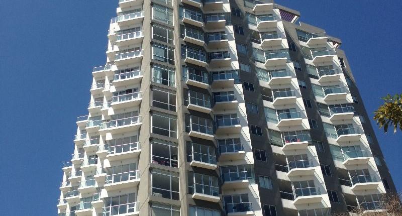R 3154  Apartment in Vistas de Nunciatura, applainces included with a fabulous views, on the seventh floor in Nunciatura Rohrmoser