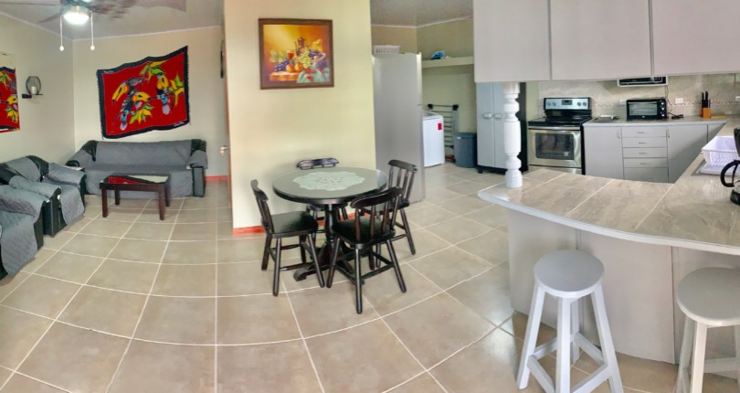 F 3134  Brand new Fully furnished apartment in Santa Ana with fabulous views