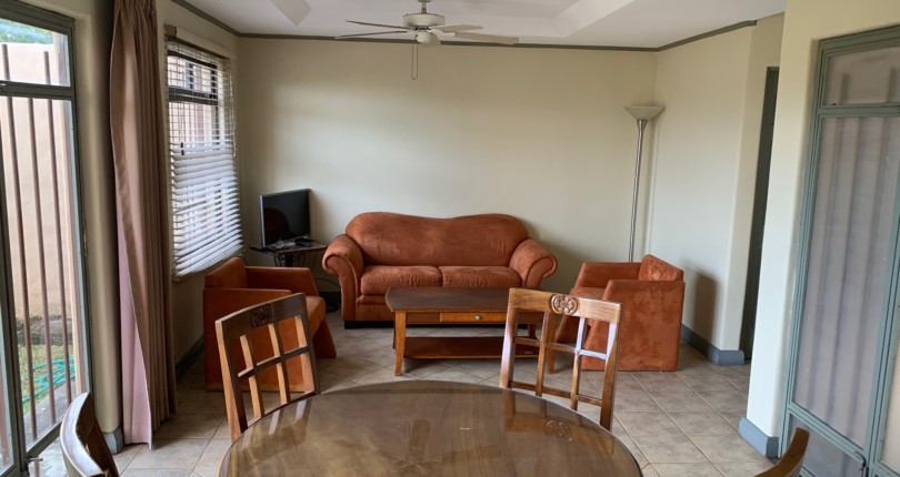 F 3246  Fully furnished 3 bedroom townhouse with security in Guachipelin de Escazu
