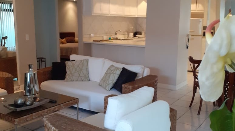 F 3277  Two bedroom fully furnished apartment single level apartment in Guachipelin de Escazu