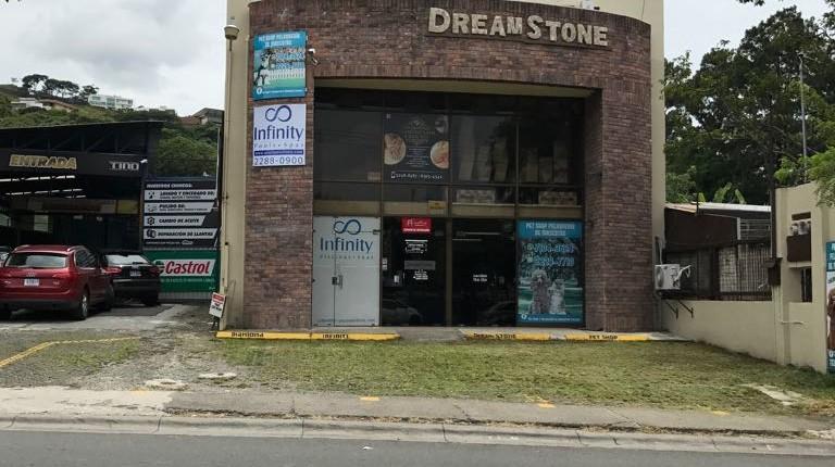 CC 3274 Commercial premises available in Guachipelin de Escazú in front of the public school.