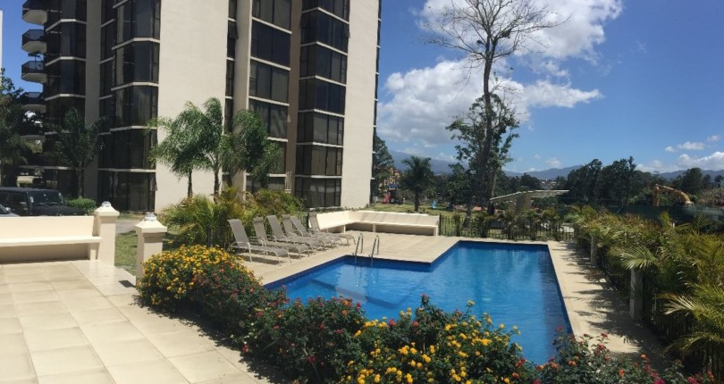 R 3278 Luxury and spacious Highrise with  great views in Bello Horizonte, Escazu T100