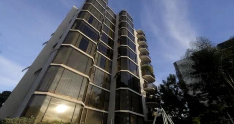 R 3292 Spacious fifth floor apartment in a complex of several buildings in Bello Horizonte, Escazu