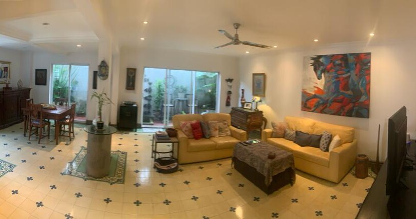 F 1274 Furnished Condo with lots of natural light within walking distance of the Paco mall and World Gym