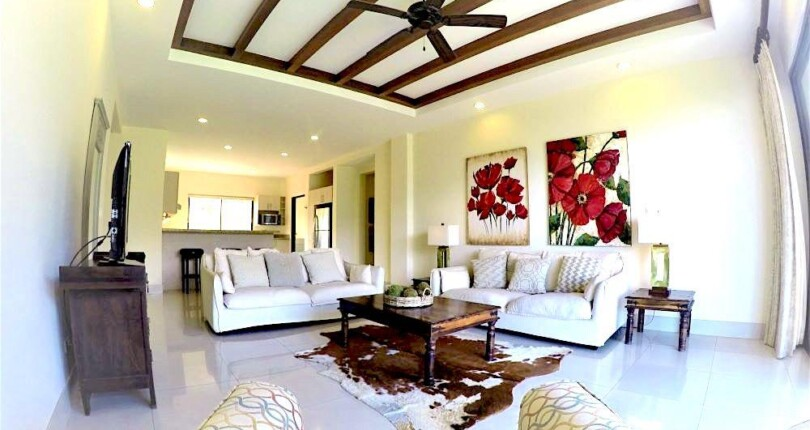 F 3357 Furnished 2 bedroom apartment  in Vista al Valle Santa Ana  Surrounded by inspiring mountains and protected forest with unparalleled sunset, valley and city views