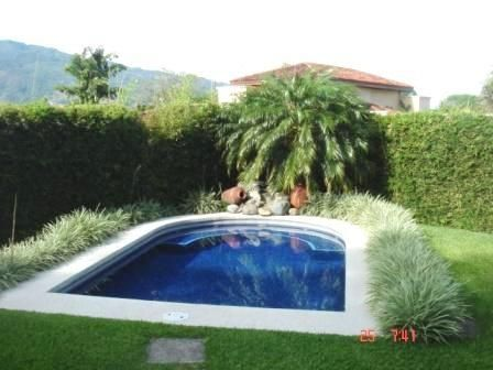 C 119  Luxury home with private pool in Bosques de Lindora a gated communitie in Santa Ana