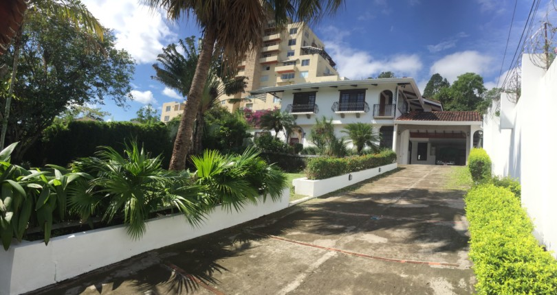 H 2678   Exquisite colonial style 4 bedroom house in a fabulous location just steps from the Paco Mall for sale