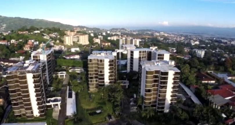 C 2838 Spacious apartments in Bello Horizonte de Escazu with large social area and fabulous views  for sale T200