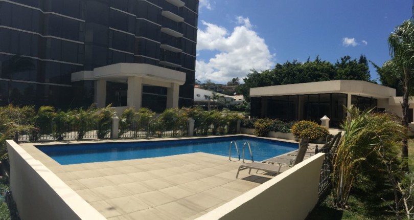 R 930 Highrise  in Bello Horizonte in Escazu with great views T200