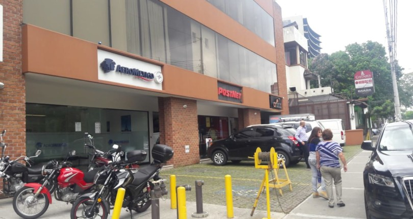 CC 3075 Commercial premises in Sabana Norte main road in front of Parque La Sabana and diagonal to the National Stadium