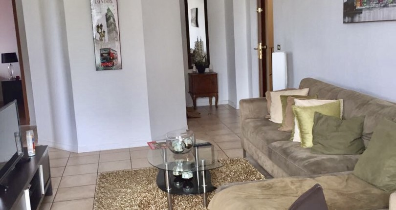 F 2190 Furnished apartment 2 bedrooms with two bathrooms in Lomas de San Rafael
