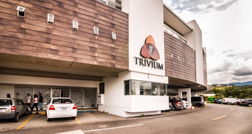 CC 3225 Office space in the Trivium Business Center in the Industrial Zone of Guachipelín in front of the Blue Valley College