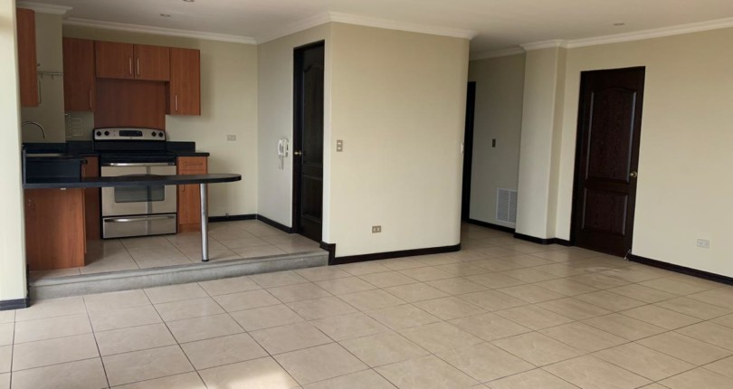 R 3226  A SPACIOUS 1 BEDROOM APARTMENT IN THE VALLE ARRIBA COMPLEX, JUST 800 METERS FROM THE SHOPPING AREA OF SAN RAFAEL DE ESCAZU 124