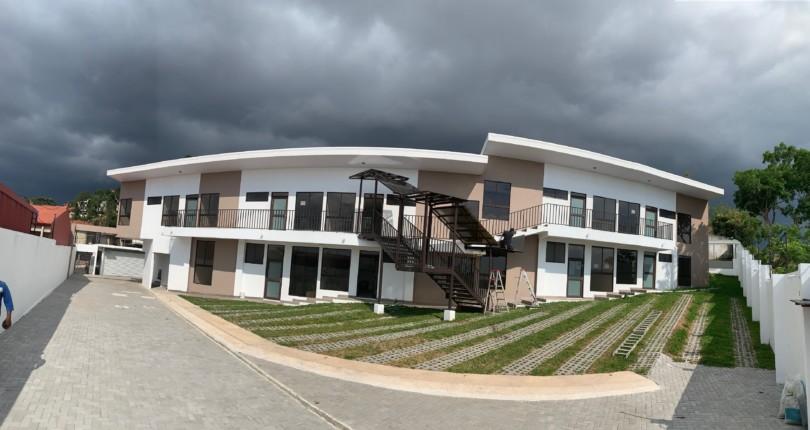 R 3286 San Gabriel Condominium modern 2 bedroom apartments with fine finishes in Pozos de Santa Ana next to Guachipelin
