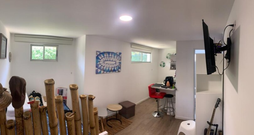 F 3348 Studio of a single room furnished with all services a few steps from the Paco Shopping Center Escazu