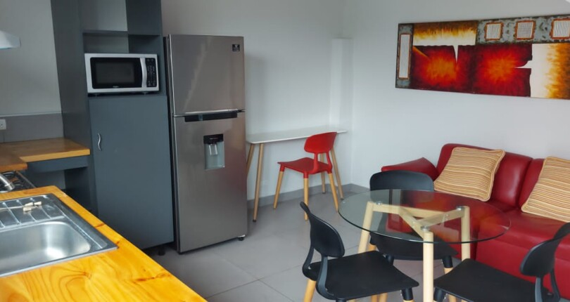 F 2792 Furnished one bedroom apartment located in Pozos de Santa Ana, CL5 ALL UTILITIES INCLUDED