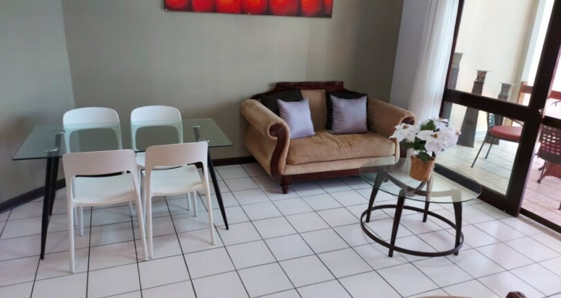 F 428 Furnished Cozy apartment in a Cul de Sac Neirghborhood In Guachipelin area next to Escazu
