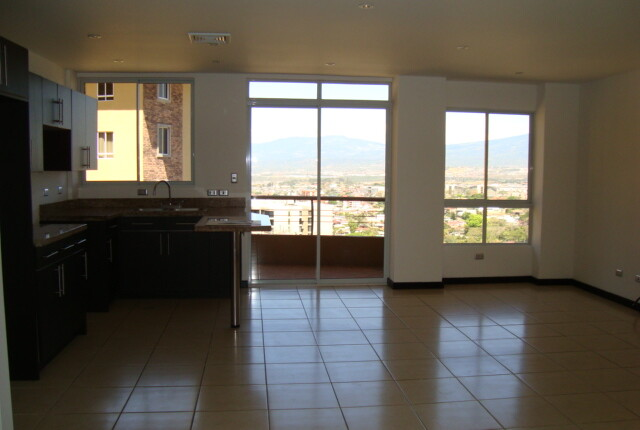 C 2519  A SPACIOUS 2 BEDROOM APARTMENT IN THE VALLE ARRIBA COMPLEX, JUST 800 METERS FROM THE SHOPPING AREA OF SAN RAFAEL DE ESCAZU  236