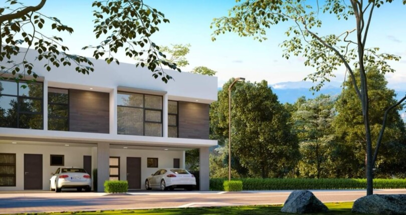 C 3918 A brand new Residential project in Escazú full of luxury amenities.