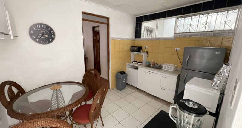 F 3933 Studio apartment in Guachipelin.  Escazú all utilities included